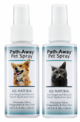 Natural Pet Spray