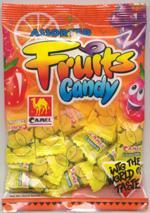85 grams Camel Fruit Candy