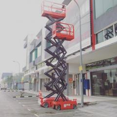 Rental of Scissor Lift / Boom Lift / Scaffolding