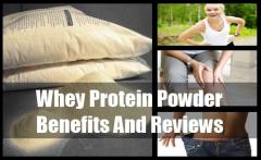 Whey Protein Concentrate Powder 80%