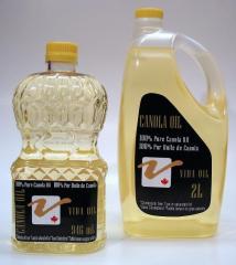 Refined Canola Oil / Crude Canola Oil