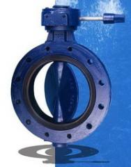 Butterfly valves: u-section type (Model 2)