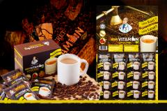 Coffee Bio Herbs/Kopi Vitamin 生物草药咖啡