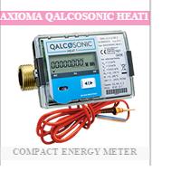 Ultrasonic Energy Water Meter