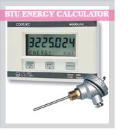 BTU Energy Calculator