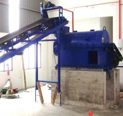 Coconut Fibre Extracting Plant