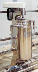 Tubular Centrifuge Separator