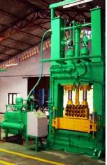 Coco Peat Slab Making Machine