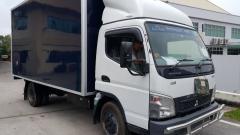 Mitsubishi Fuso Box Van 17ft Length