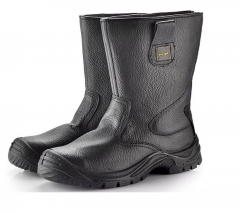 Boxter Safety Boots-High cut water resistance