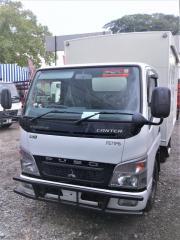 1 Ton Mitsubishi Fuso FE71PB Box Lorry
