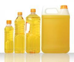 Crude Degummed Rapeseed Oil for Biodiesel