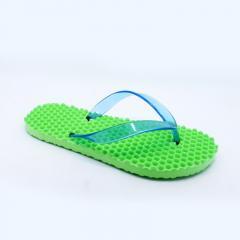 Unisex Massage Dual Colour EVA Slippers