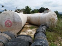 Refurbished UG Tank