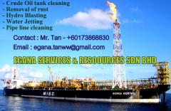 Waste Disposal Services / Sludge Cleaning