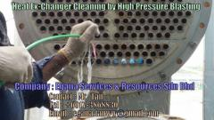 Heat Exchanger and Vessel Cleaning Contractor Malaysia