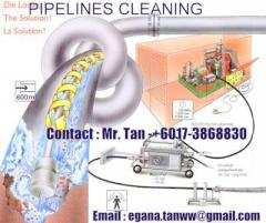 Tank Cleaning Pipelines Cleaning Contractor Malaysia