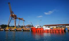 Shipyard land rental in Kuala Linggi Melaka