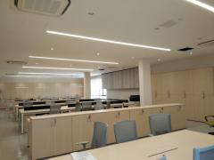 Linear recessed led lighting