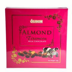 OLISON 160g Tiramisu Almond Milk Chocolate