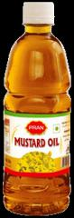Pure mustard seed oil