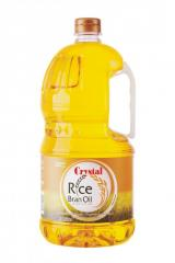 Malaysia manufacture refined rice bran oil