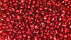 High Pomegranate seeds
