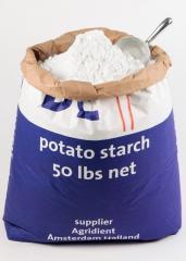 Food Grade Modified Potato Starch