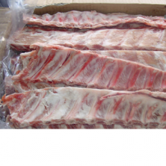 FROZEN PORK BELLY, SIDE RIBS READY,SPARE RIBS