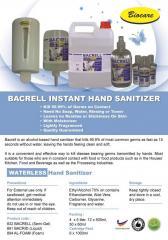 BioCare -832 Bacrell Hand sanitizer - Liquid, Foam or Semi-Gel