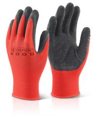 Gloves for protection against chemical influences