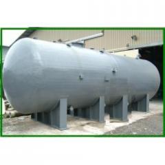 Storage Tank and Vessel