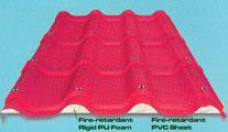 Insu Tile PU Roofing