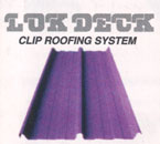 Lok Deck Roofing Systems