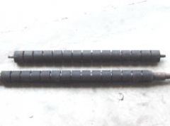 Recoating Rubber Rollers