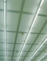 Teardrop luminaire with magnetic ballast