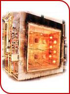 Vertical Fire Resistance Test Furnace