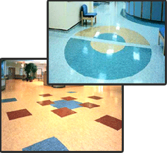 Polyurethane Coated Heterogeneous Sheet & Tile