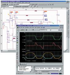 Cadence PSpice A/D and Advanced Analysis