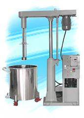 Hydraulic emulsification mixer