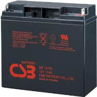 CSB GP12170 Sealed Rechargeable VRLA Battery