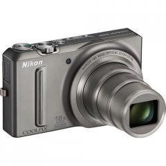 Nikon COOLPIX S9100 (12.1 Megapixels) Camera