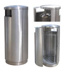 Waste Bins, AS-SD-450S