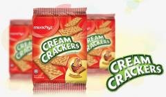 Cream Crackers, Munchy's