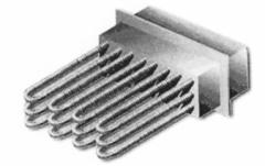 Maltec-H Finned Tubular Heater