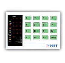 Z16KP - 16 Zone CQDT LED Keypad