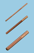 Copper Tapping Electrodes