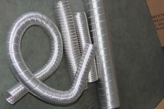 Aluminium Semi Rigid Round Duct