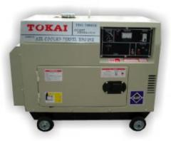 Tokai Diesel Generator (Air Cooled) TDG5000SE