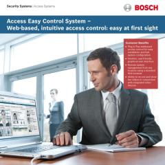 Bosch Integrated IP Security System